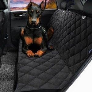 $24.57(原价$88.99)史低价:EVELTEK 豪华超大尺寸车载宠物座椅套