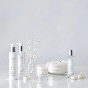 The White Company白柚子蜡烛