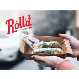 $4.75(原价$9.4)Roll'd 正宗越南米纸卷 超值两支装