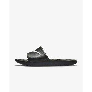 Nike黑色拖鞋