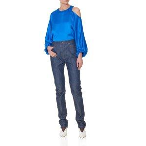 Tibi牛仔裤