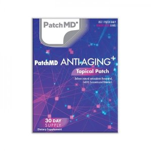 The Best Anti-Aging Topical Patches - 5 Stars! | PatchMD