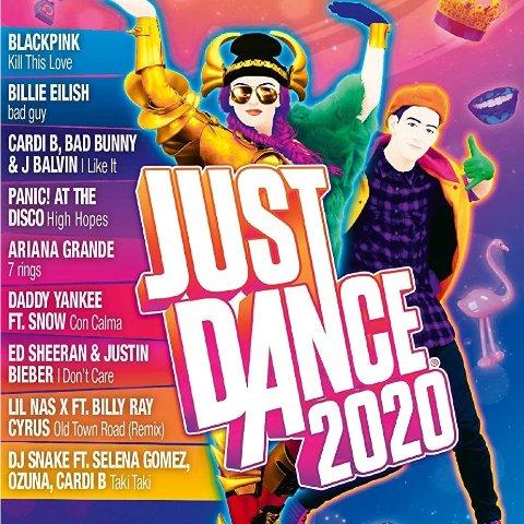 $39(原价$69.95)近期好价:《舞力全开2020》Nintendo Switch 实体版