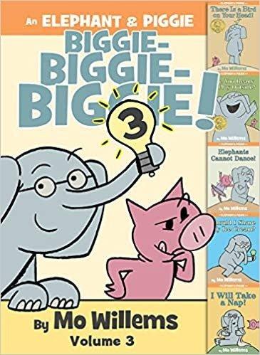 大象和佩奇,第三卷