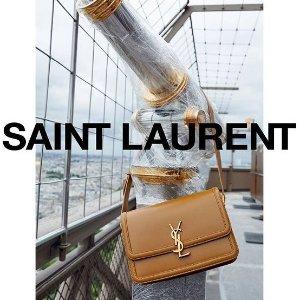 定价优势 Kaia 迷你链条包$910Saint Laurent 新品专场 大热Hobo包$2325 经典卡包$$300