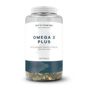 强健心脑血管Omega-3鱼油胶囊