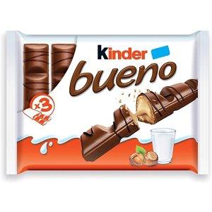 Kinder3个$9牛奶榛仁巧克力棒