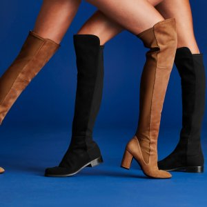 Extra 15% OffEnding Soon: Stuart Weitzman's All Boots Sale Up to 70% Off