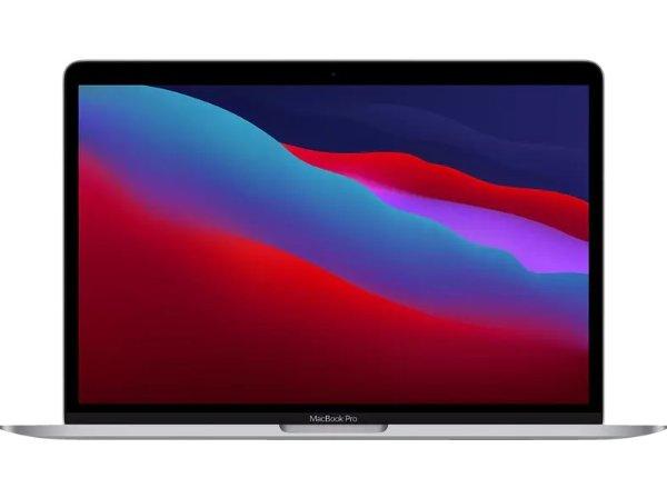 新款MacBook Pro笔记本 (M1, 2020) MYD82D/A, Notebook mit 13,3 Zoll Display, 8 GB RAM, 256 GB SSD, M1 GPU, Space Grau mit , RAM und kaufen | MediaMarkt