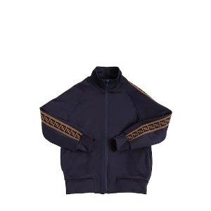 Fendi拉链外套