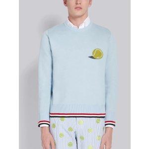 Thom Browne网球卫衣