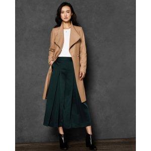 SANDRA 羊毛大衣
