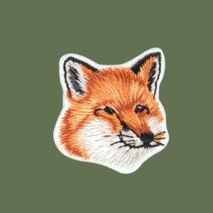定价优势+满额7.8折Maison Kitsune 潮牌小狐狸 井柏然同款T恤$100