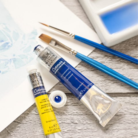 As low as $1.99Amazon Watercolor Painting Sale