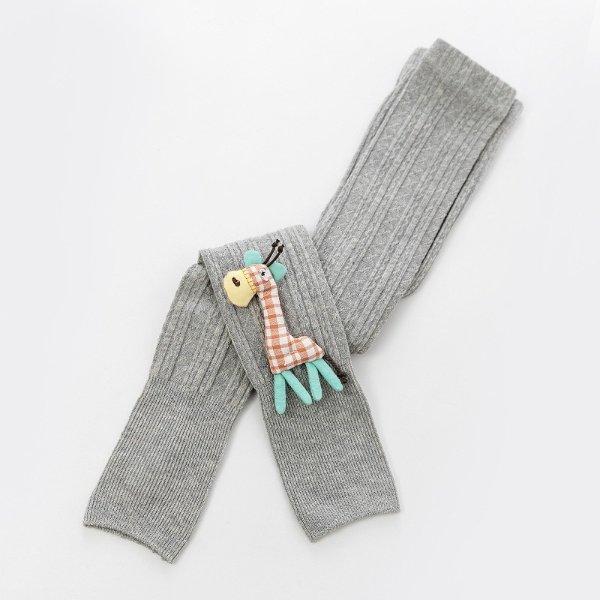 女童针织长袜