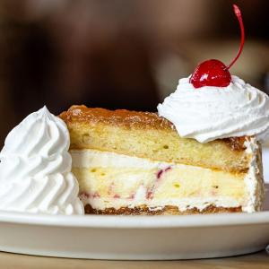 满额立减$10 全天餐食可选最后一天:The Cheesecake Factory x DoorDash 订餐优惠