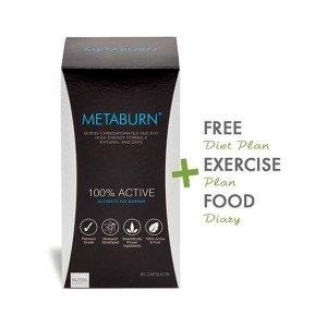 Metaburn减重燃脂丸