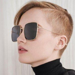 低至3折 $89.99收Burberry墨镜七夕精选:Dior Gucci等 大牌墨镜 遮阳防晒 价格好到难以置信