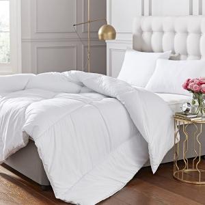 低至5.2折 枕套£8.5/2个 防水床罩£9.99Silentnight 床上用品好价闪促 收柔软床罩、羽绒被芯