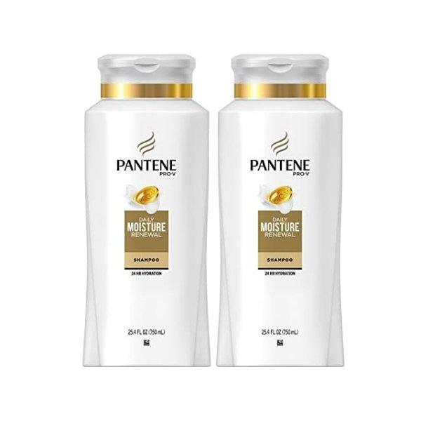 Pro-V 滋润洗发水25.4 oz (2瓶装)