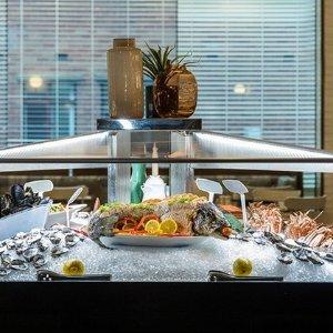 $59 (原价$100) 喜来登酒店墨尔本 Little Collins Street Kitchen 五星豪华海鲜自助