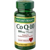 Nature's Bounty 辅酶CoQ10 100mg 60粒