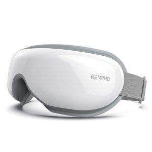$44.99(原价$69.99) 包邮RENPHO 眼部加热按摩仪 白色 送礼好选择