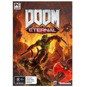 $68(原价$99.15)PC/XBOX/PS预购:毁灭战士:永恒(DOOM Eternal)