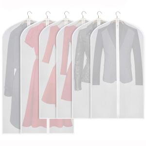 闪购:Zilink 衣物防尘罩6个装