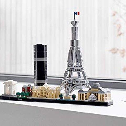 低至6.2折 伦敦眼仅€24.99LEGO 建筑系列热卖 埃菲尔铁塔、金门大桥等都有