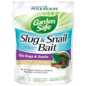$6Garden Safe Slug & Snail Bait (HG-4536) (2 lb)