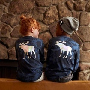 Up to 50% Off + Extra $50 Off $150Coats, Tees & More @ abercrombie kids