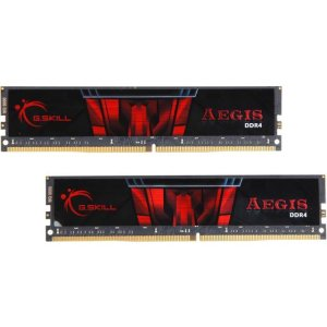 $129.99G.SKILL Aegis 32GB (2 x 16GB) DDR4 3000 C16 内存