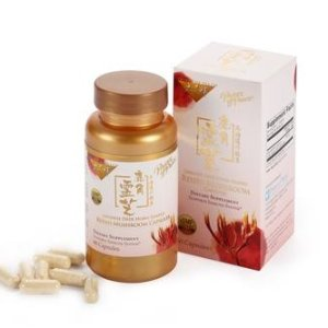 10% Off On Order $150+Dealmoon Exclusive: Prince of Peace Hokkaido Deer Horn Shaped Reishi Mushroom Capsules Twin Pack Gift Box with FREE GIFT