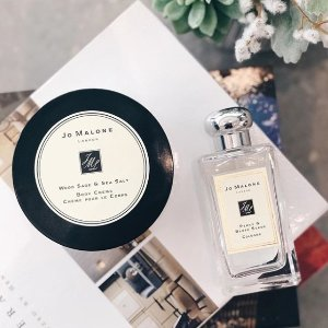 Deluxe Cologne Samplewith any purchase @ Jo Malone