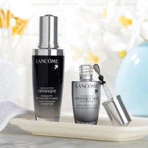 $95 (Value $175)HSN Lancôme Génifique Serum and Light Pearl Set Sale