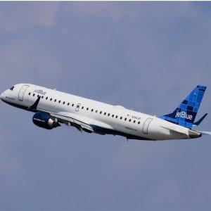 From $88 on nonstop&round tripJetBlue Big Winter Sale round 2@Airfarewatchdog