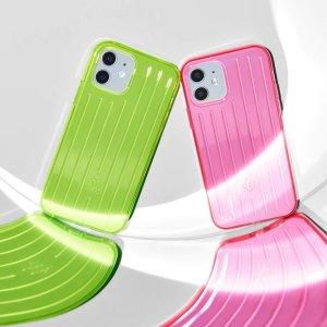 $90 行李箱也有同款哦上新:RIMOWA Neon iPhone 12 系列 透明手机保护壳