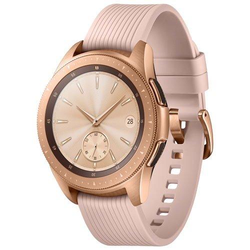 Galaxy 42mm 玫瑰金色只能手表