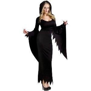 Dark Night Witch Costume 女巫服饰