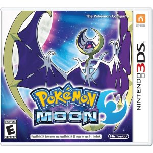 NintendoPokemon Moon | Nintendo 3DS | GameStop