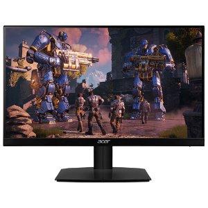 $189.99(原价$279.99)Acer 宏碁27'' 75Hz 1ms 游戏显示屏 IPS面板 画面更精彩