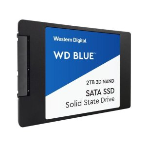 $199.99 (原价$299.99)WD Blue 3D NAND 2.5吋 2TB 固态硬盘