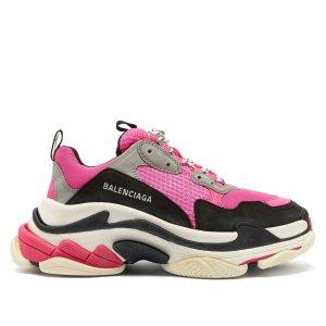 $703+首单8.5折巴黎世家 老爹鞋 低定价热卖 新款袜靴$486