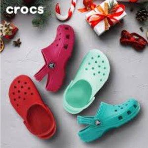 Extra 25% OffSitewide @ Crocs