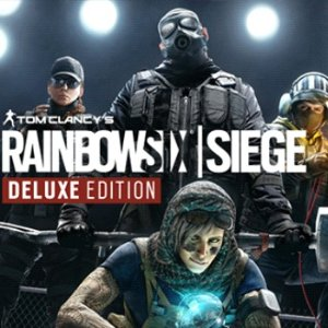 Tom Clancy's Rainbow Six Siege Deluxe Edition Year 4