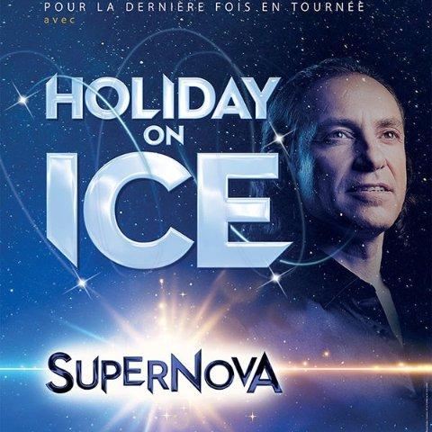 票价€26.1起Holiday on Ice 大型花样滑冰表演门票热卖