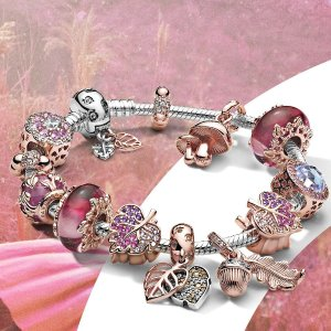 As low as $9.99Rue La La Selected Pandora Jewelry Sale