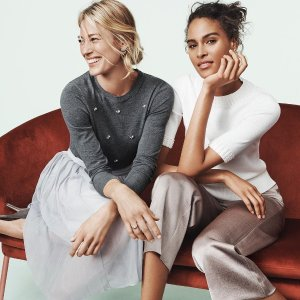 50% off + 20% off When You Spend $100Today Only: 12 HRS Flash Sale @Ann Taylor Factory