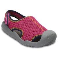 Crocs 儿童 Swiftwater 凉鞋,2色选